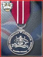 9th - Australian Defense Medal (Qtde: 1)