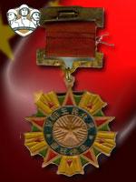 PLA - Ordem de Mao Tse Tung (Qtde: 1)