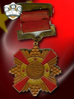 PLA - Ordem do Grande Tigre (Qtde: 1)