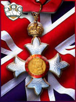 RA Commander of the British Empire Medal