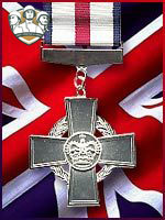 RA - Conspicuous Gallantry Cross (Qtde: 1)