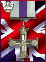 RA - Military Cross Medal