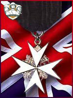 RA - Order of St John Medal (Qtde: 1)