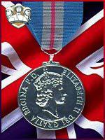 RA - Queens Gallantry Medal