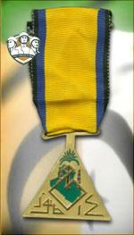 MEC - Itur Hagvura - Medal of Heroism (Qtde: 1)
