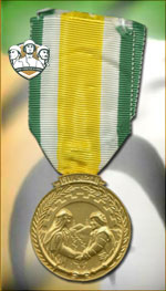 MEC - Nut al-Salam - Medal of Peace (Qtde: 1)