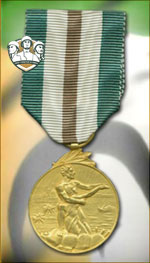 MEC - Nut al-Inqath - Flood Rescue Medal (Qtde: 1)