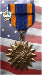 USMC - Air Medal (Qtde: 1)