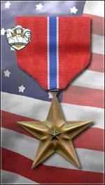 USMC - Bronzer Star (Qtde: 1)