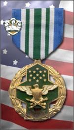 USMC - Marine Corps Heavy Unit Medal (Qtde: 1)