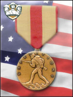 US -  Marine Corps Expeditionary Medal (Qtde: 1)