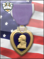 US - Purple Heart (Qtde: 2)
