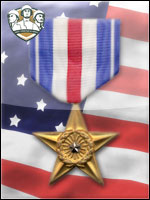 US - Silver Star (Qtde: 1)