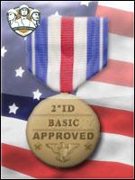 US - Treino Básico de Infantaria (Qtde: 1)