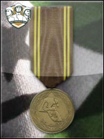 INS - Medalha de Bravura da 3ª Ordem (Qtde: 1)