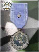 INS - Medalha de Bravura da 2ª Ordem (Qtde: 1)