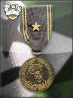 INS - Medalha de Bravura da 1ª Ordem (Qtde: 1)