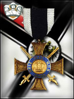 TA - Order of the Crown (Qtde: 1)