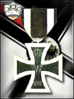 TA - Iron Cross (Qtde: 1)