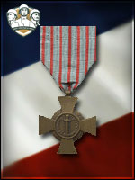 TE - Croix du Combattant (Qtde: 1)