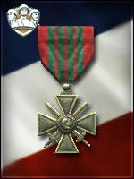 TE - Croix de Guerre (Qtde: 1)